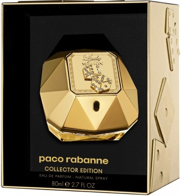 Paco Rabanne LADY MILLION Collector Edition EDP 80ml